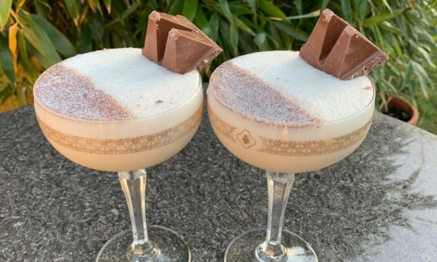 How to make a Toblerone Martini with your Christmas chocolate