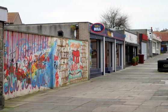 Templehall, Kirkcaldy.