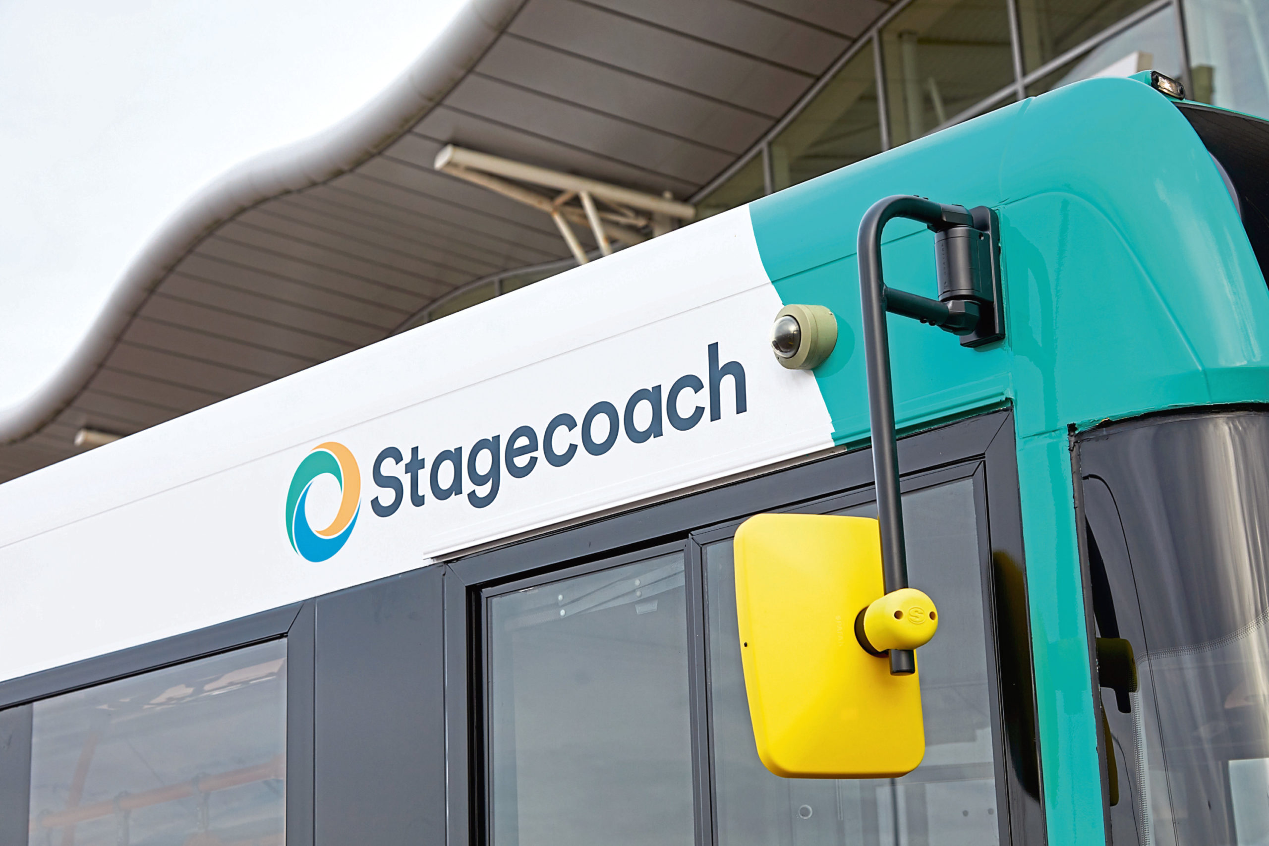 A Stagecoach bus.