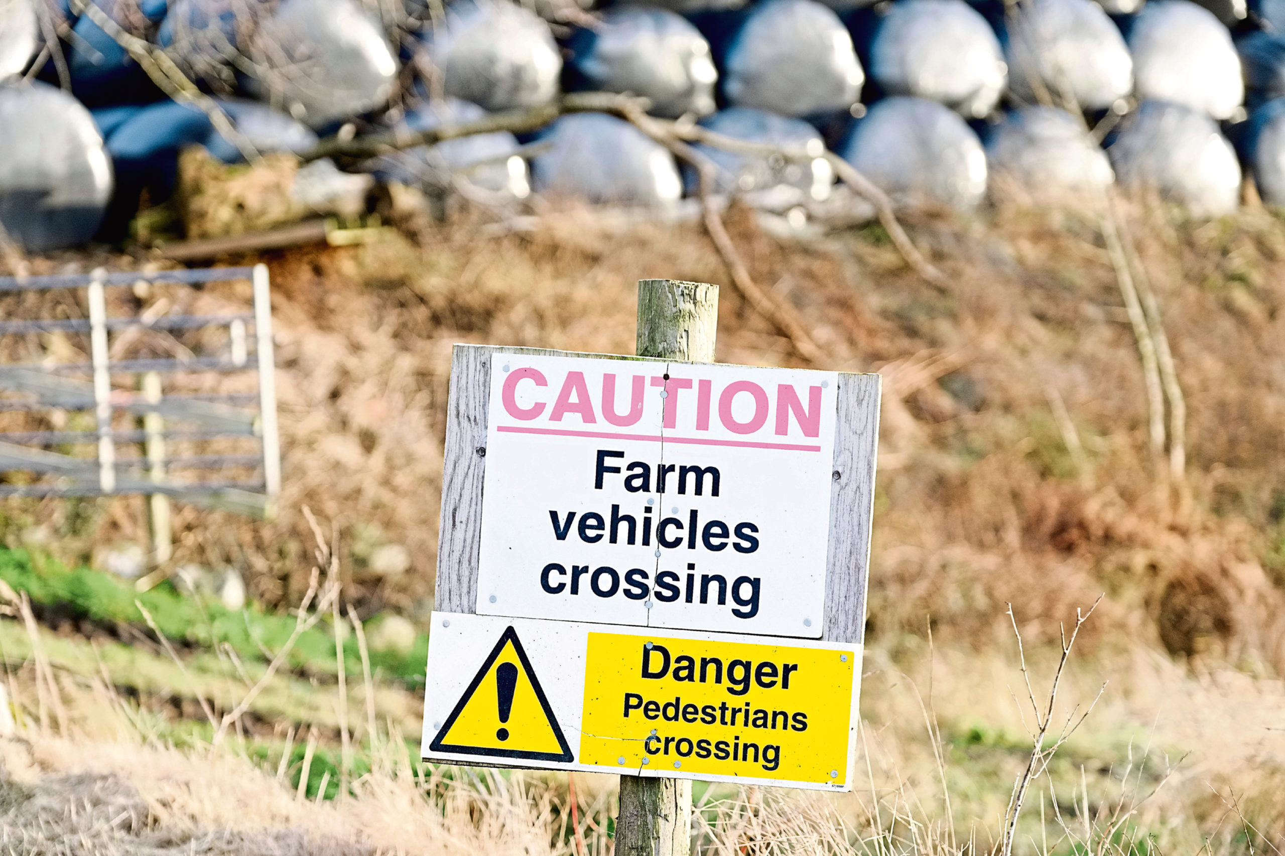 Children aged under 13 are specifically prohibited from driving or riding on any agricultural machine.