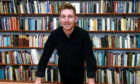 Alistair Heather at the Port Elphinstone Institute at MacRobert Building, Aberdeen University, Aberdeen.