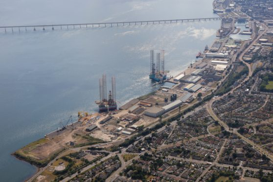 Forth Ports operates the Port of Dundee