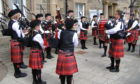 Community School of Auchterarder Pipe Band
