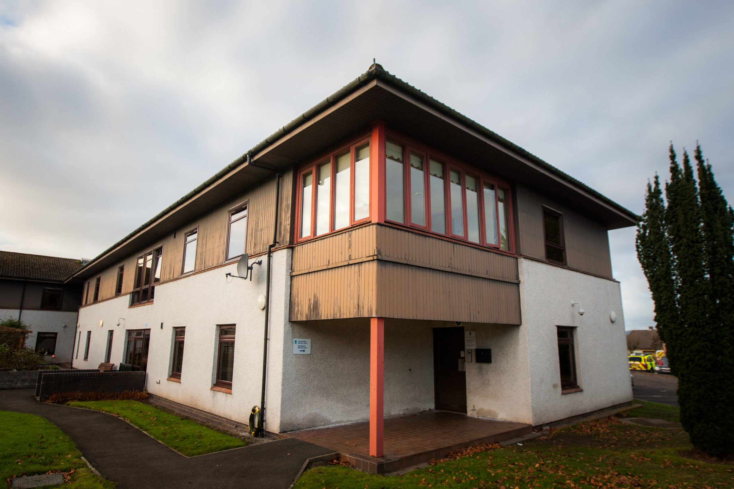 Beechgrove House.