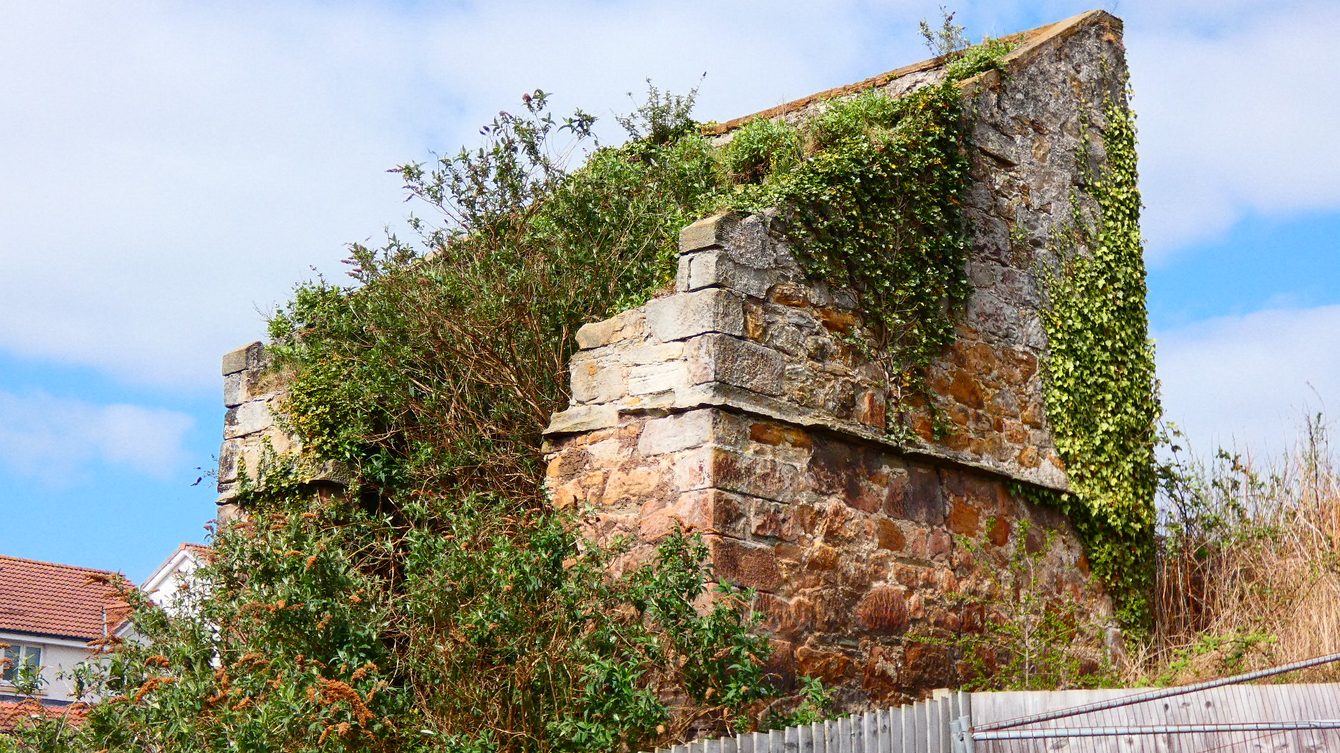 A developer wants to demolish the historic dovecot.