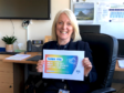 NHS Fife chief executive Carol Potter.