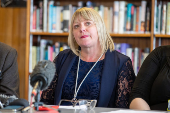 Education chief Carrie Lindsay has called for communities to keep watch for vulnerable pupils during the coronavirus crisis.