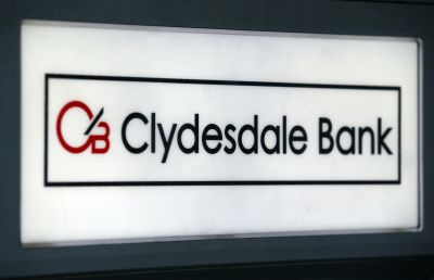 Clydesdale Bank.