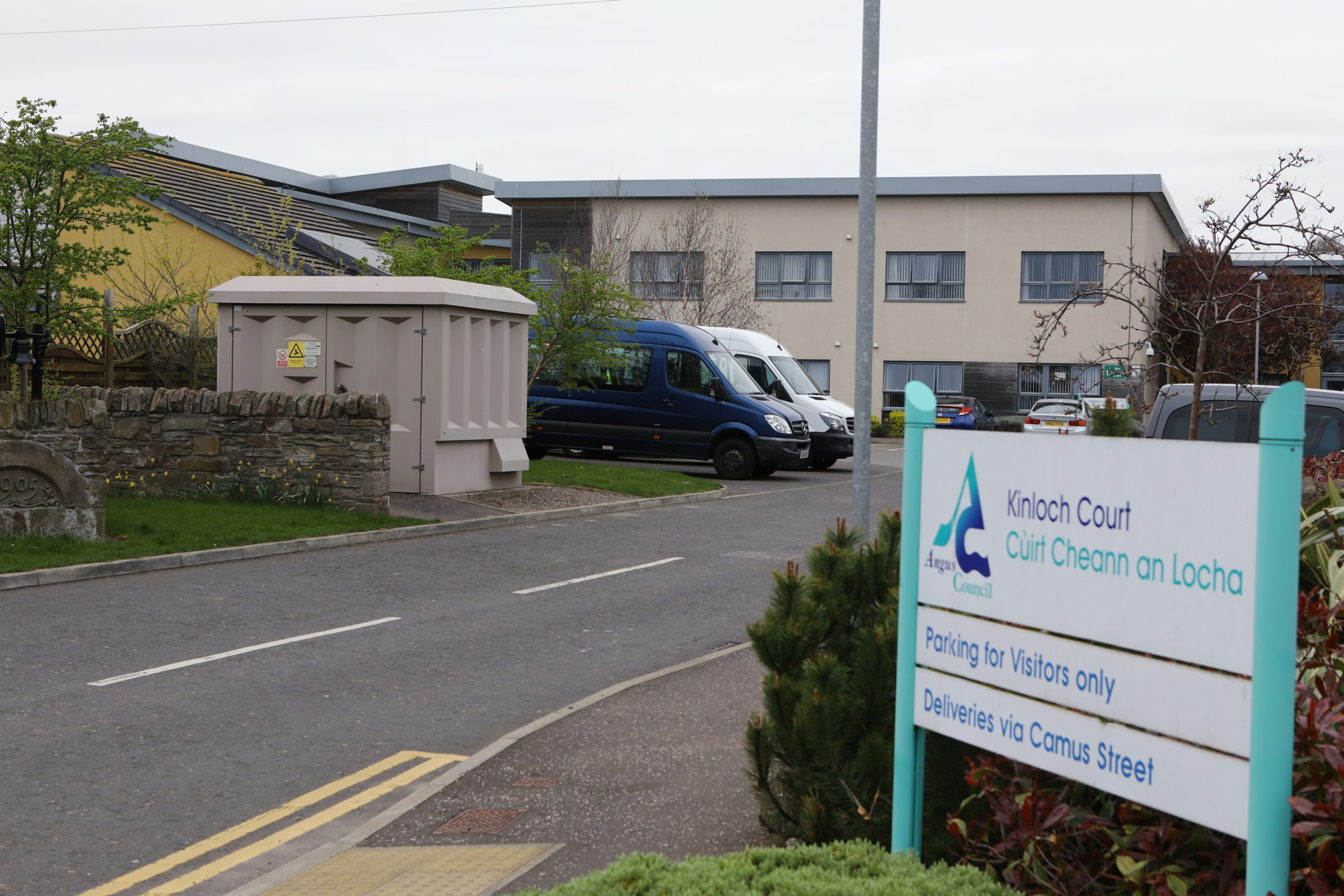 Kinloch Care Centre in Carnoustie.
