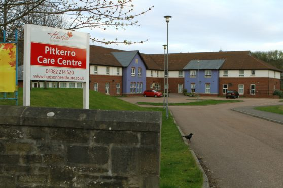 A dozen cases involving staff and residents have been confirmed at Pitkerro Care Centre in Dundee.