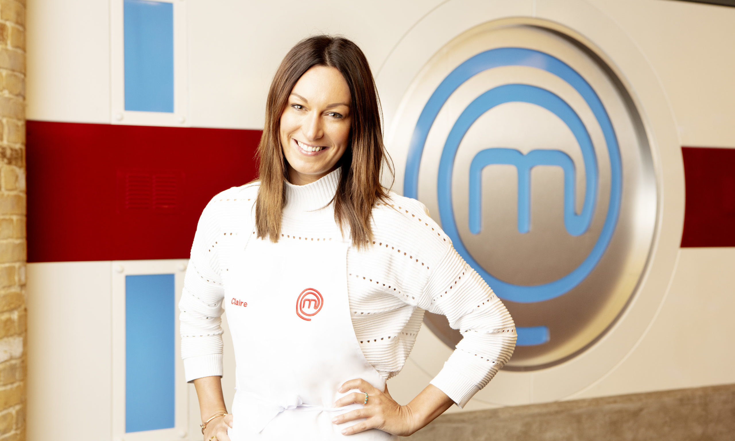 Claire will be battling it out for the Masterchef title this week.