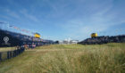 Royal Birkdale Golf Club in Open Championship guise.