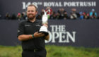 Shane Lowry was crowned Open champion at Royal Portrush last year