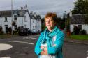 Comrie Community Councillor Gillian Brock