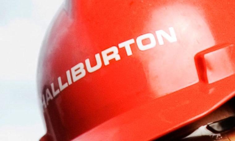 Halliburton has facilities in Arbroath and Montrose