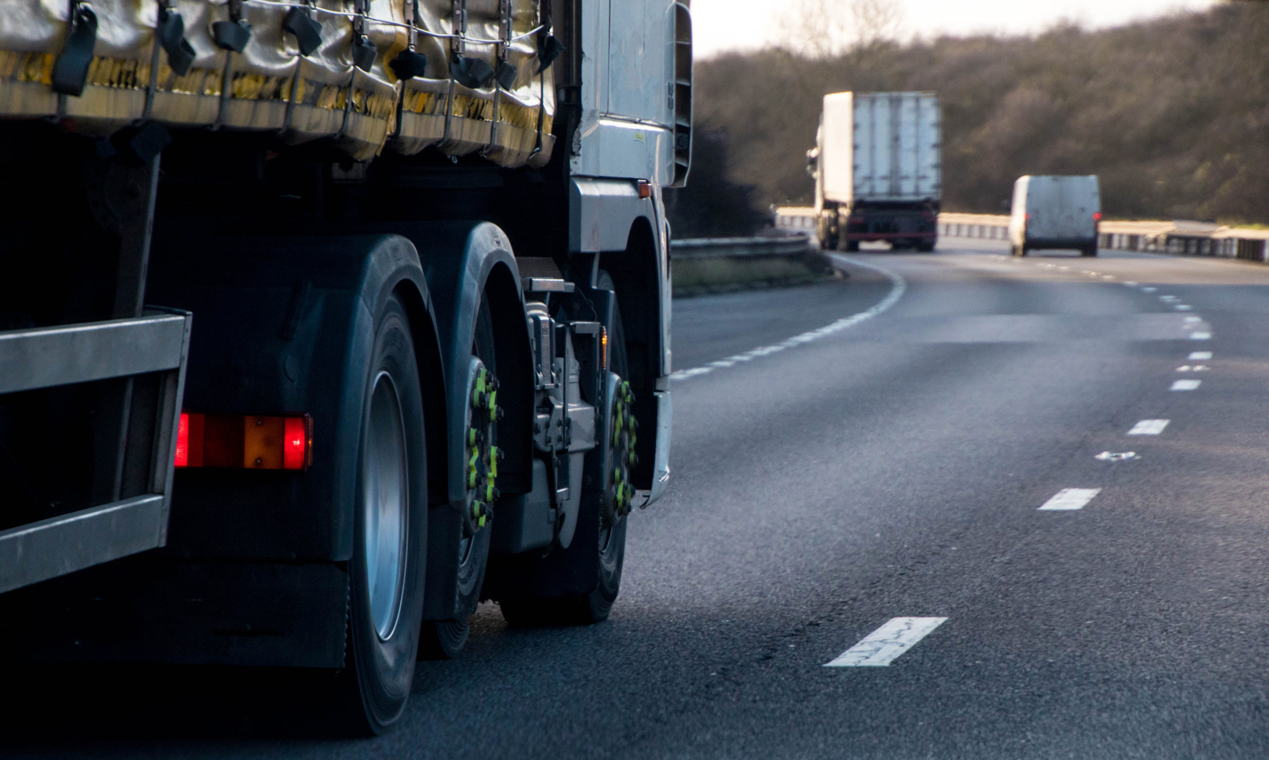 The haulage industry supports thousands of jobs across the UK.