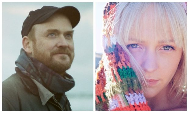 James Yorkston and Laura Marling.