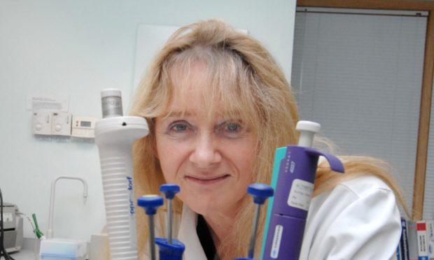 Professor Jill Belch.