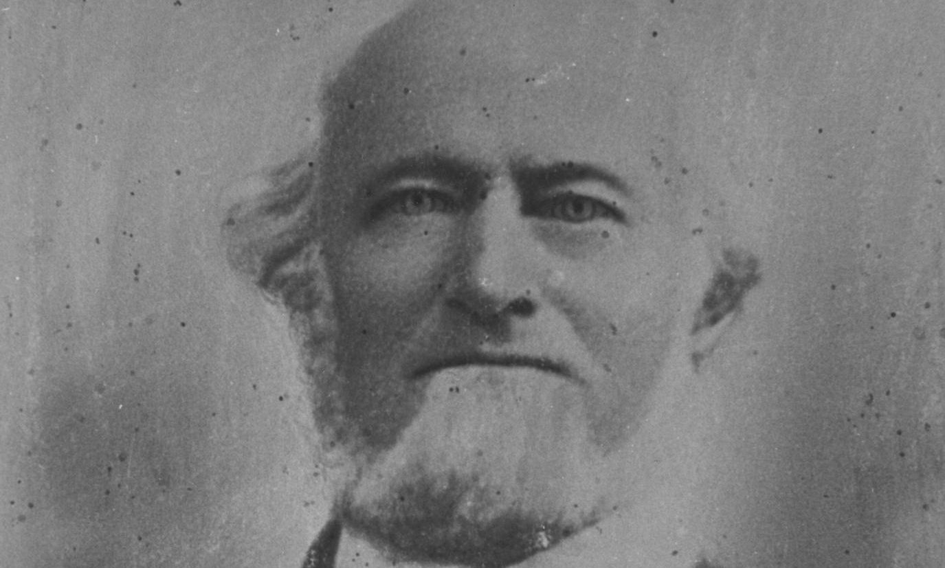 Dundee Chartist John Mitchell in later life