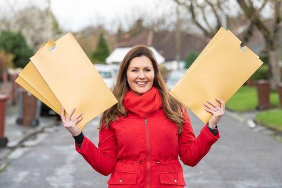 People's Postcode Lottery ambassador Judie McCourt.