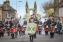 City of St Andrews Pipe Band.