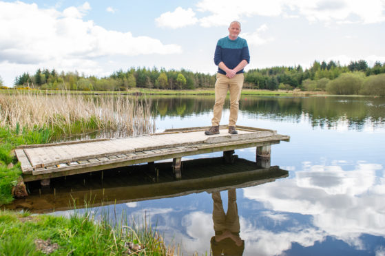 David Duff of Ledyatt Loch