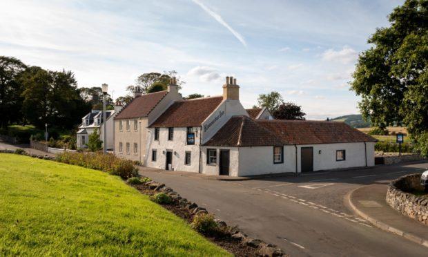 The Kinneuchar Inn.