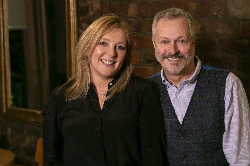 Julia and Nick Nairn
