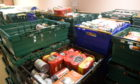 The fund will help groups providing vital supplies including food for families.