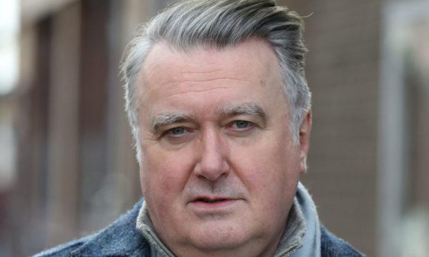 John Nicolson MP.