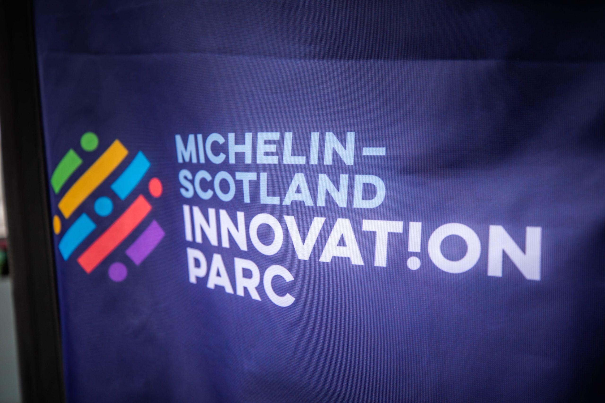 Michelin Scotland Innovation Parc.