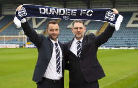 John Nelms' pursuit of reconstruction was 'for the greater good of Scottish football', says Dundee boss James McPake