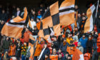 Dundee United fans will be watching Premiership football next season.
