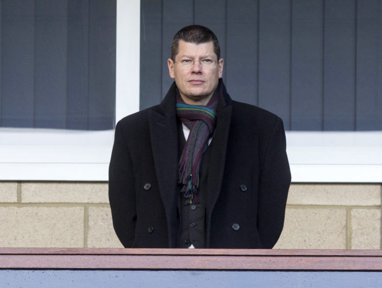 Rangers have criticised SPFL chief Neil Doncaster