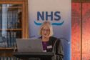 Tricia Marwick, chair of NHS Fife.
