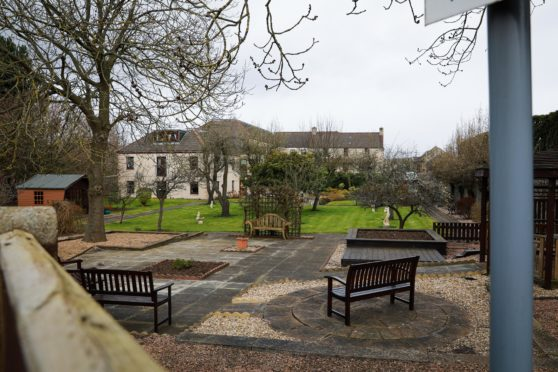 Orchardhead House, in Rosyth, has had residents diagnosed with Covid-19.