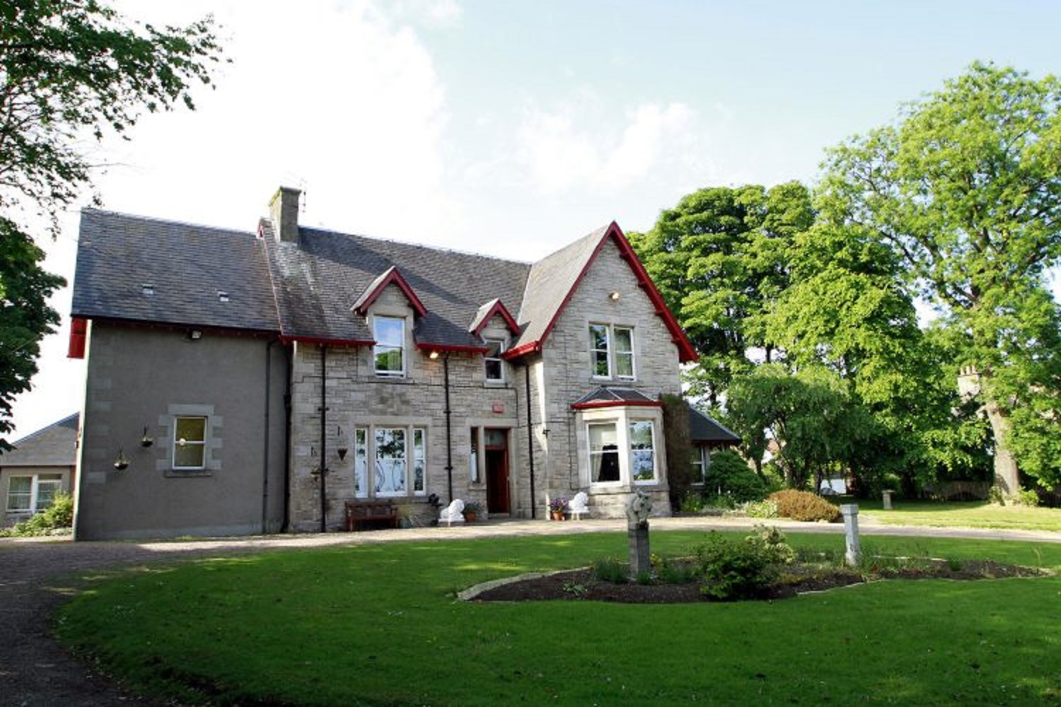 Scoonie House in Leven has room for 36 residents.