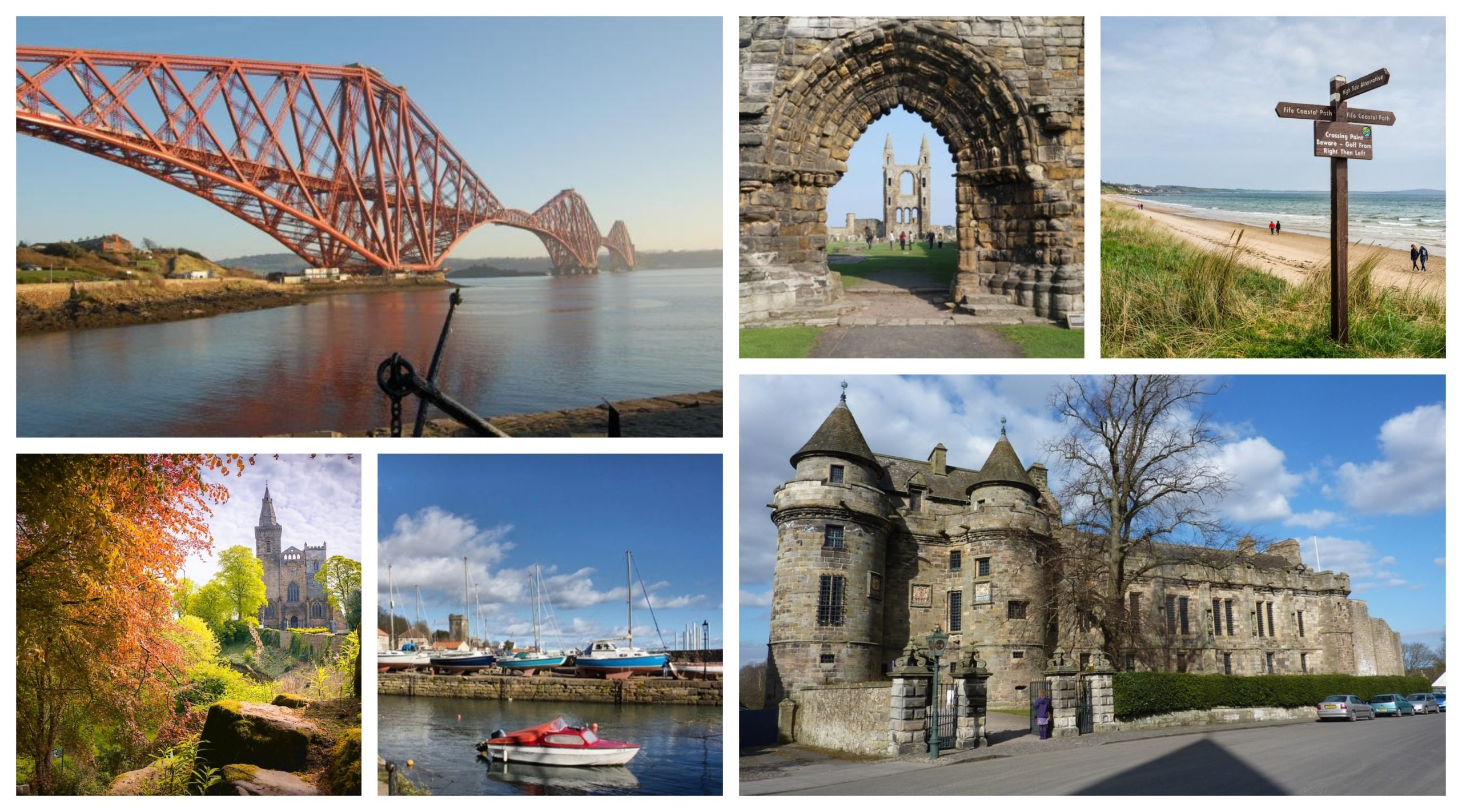 Fife's tourism industry is facing one of its biggest ever challenges.