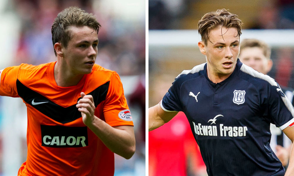 Scott Allan has starred for both Dundee United and Dundee
