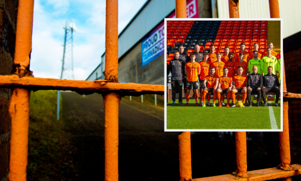 Tannadice chiefs have acted amid uncertainty over football situation