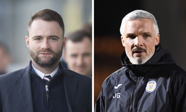James McPake thought Jim Goodwin was in pole position to land Dundee job
