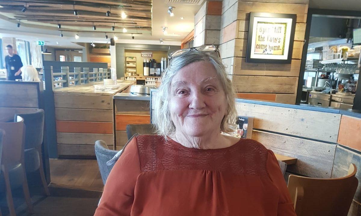 Yvonne Cullen in February 2020