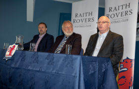 Raith Rovers chairman Bill Clark believes lower league clubs will vote against SPFL proposals to end season early