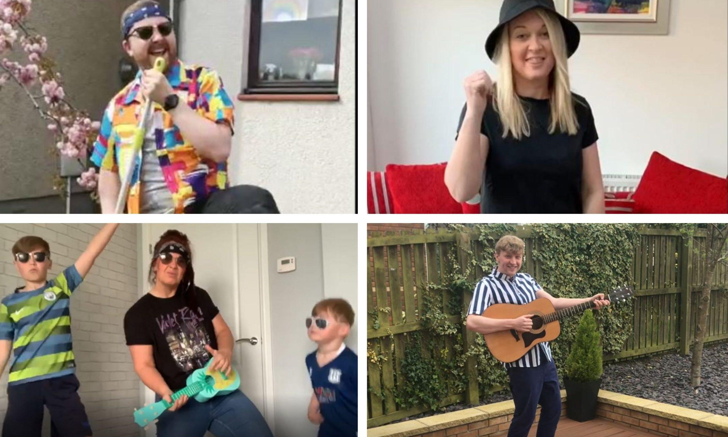 The Cragiebarns Primary Fleetwood Mac tribute.