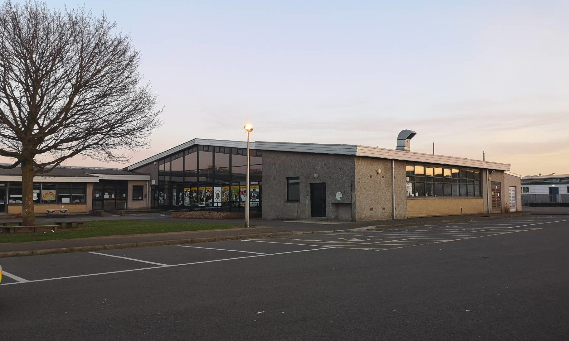 Foulford Primary School.