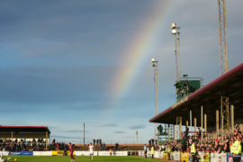 EXCLUSIVE: From Augusta to Arbroath…Sky Sports commentator has had to put his return to Gayfield on hold