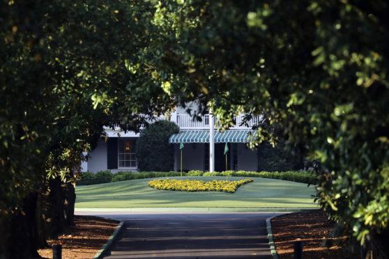 Magnolia Lane, Augusta.