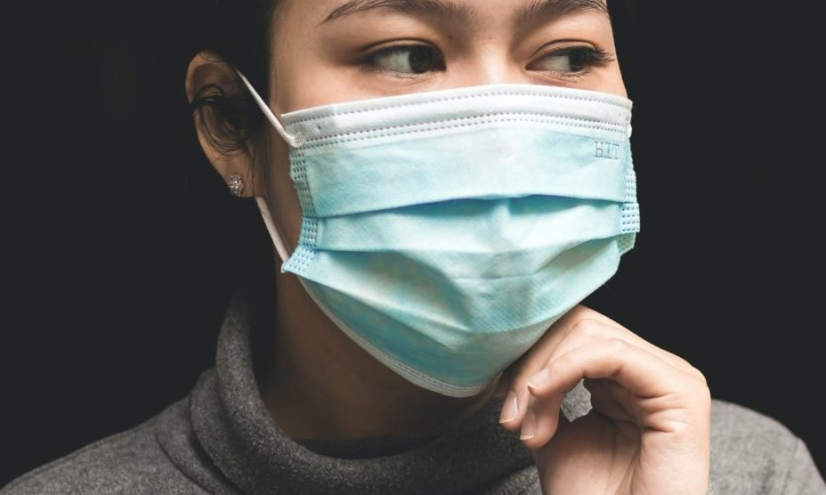 New guidance says care workers should be given face masks to protect themselves from the coronavirus.