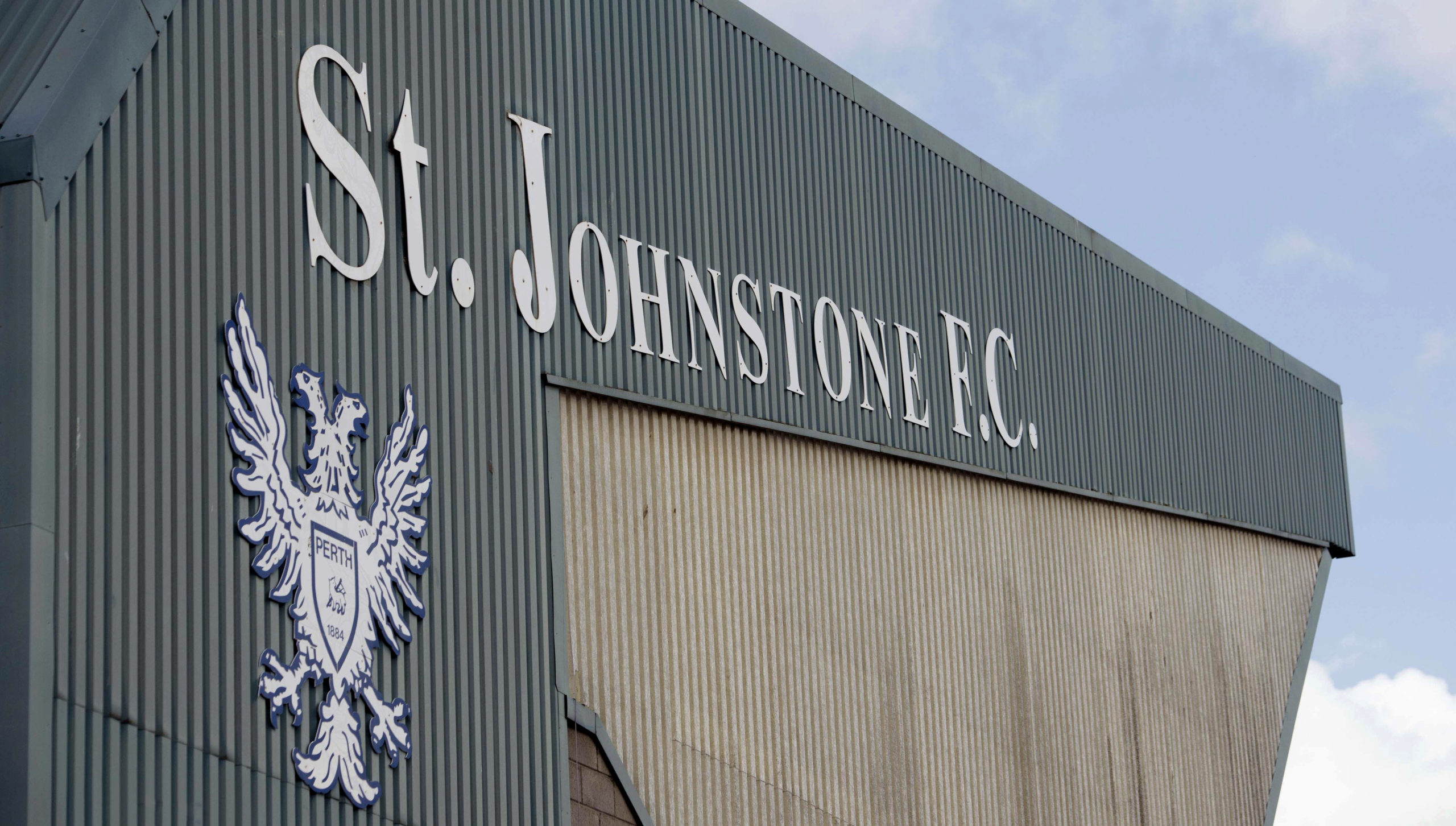 McDiarmid Park club confirmed another player has tested positive.