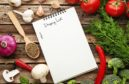 No need for a shopping list with reverse meal planning